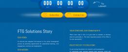 WebDesigning of ftgsolutions.com